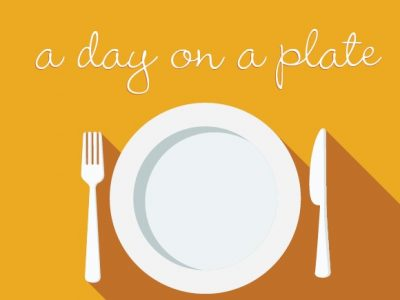 Balance, Day on a Plate