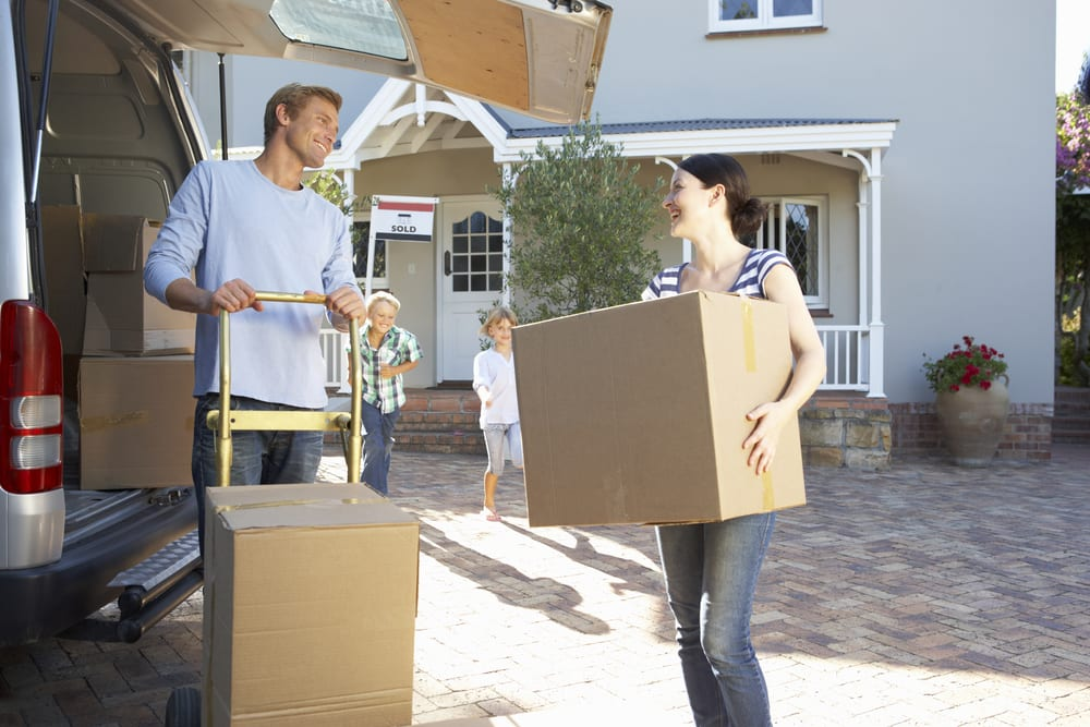 Things to Remember When Moving House Yourself (Without a Removalist)